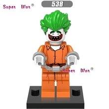 1 pcs star wars bonecas Joker building blocks define bricks modelo de ação de super-heróis da marvel brinquedos Do Bebê para crianças