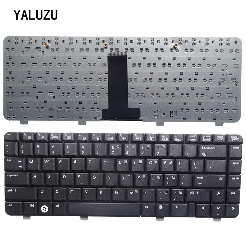 YALUZU US New Laptop Keyboard For HP FOR Pavilion Dv2000 Dv2100 Dv2200 Dv2300 V3000 V3100 V3200 V3300 Laptop