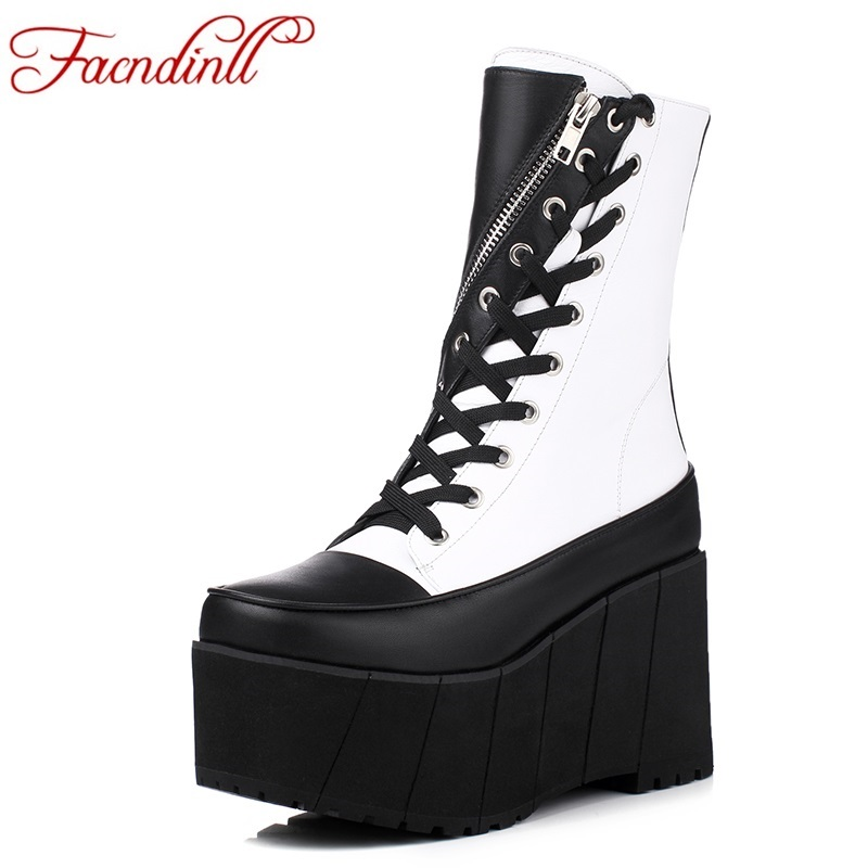 brand shoes genuine leather +microfiber fashion mixed color ankle boots women black oblique zip casual platform motorcycle boots 2017 genuine leather women ranger boots famous designer motorcycle fashion work brand shoes zip front design ankle short booties