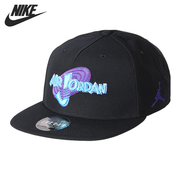 Original NIKE SPACE JAM SNAPBACK Men s Running Sport Caps -in ... eac8b0a84fc