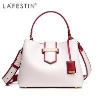 LAFESTIN женская дизайнерская сумка роскошные ведро сумка на плечо многофункциональная сумка-шоппер Роскошные 2018 новых брендов bolsa