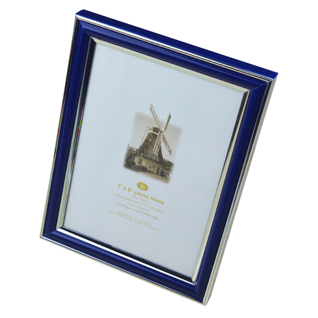 Modern Photo Frame Rectangle Table Picture Frame Freestanding