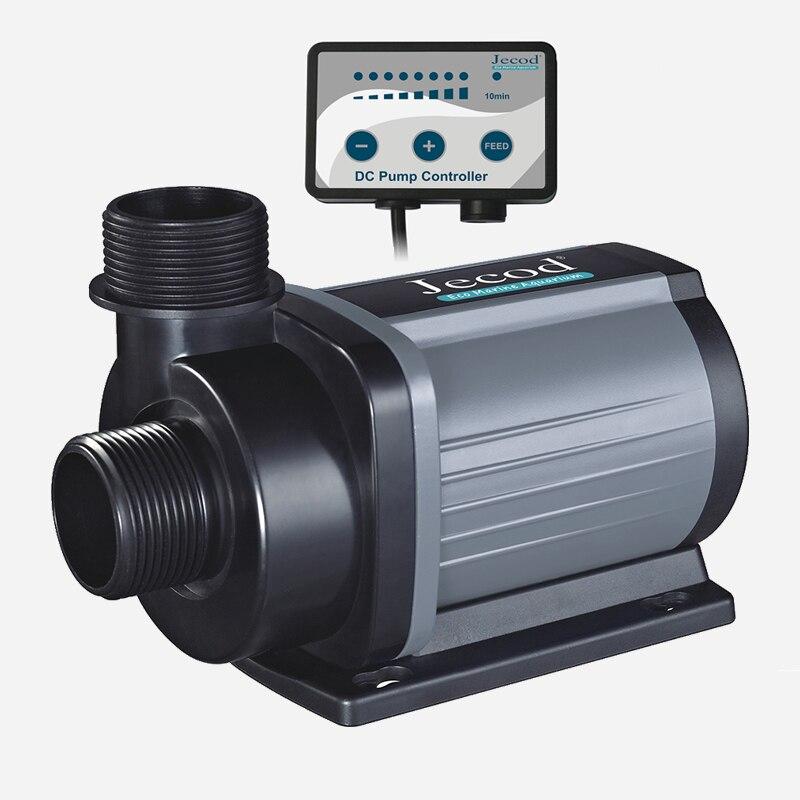 Новый JEBAO DCS2000 DC2000 погружной водяной насос W/SMART контроллер FISH TANK морской пруды DC эко насос аквариум 110 V 220 V