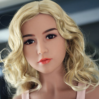 NEW Top quality sex doll head for silicone dolls, realdoll sex heads, oral sex products