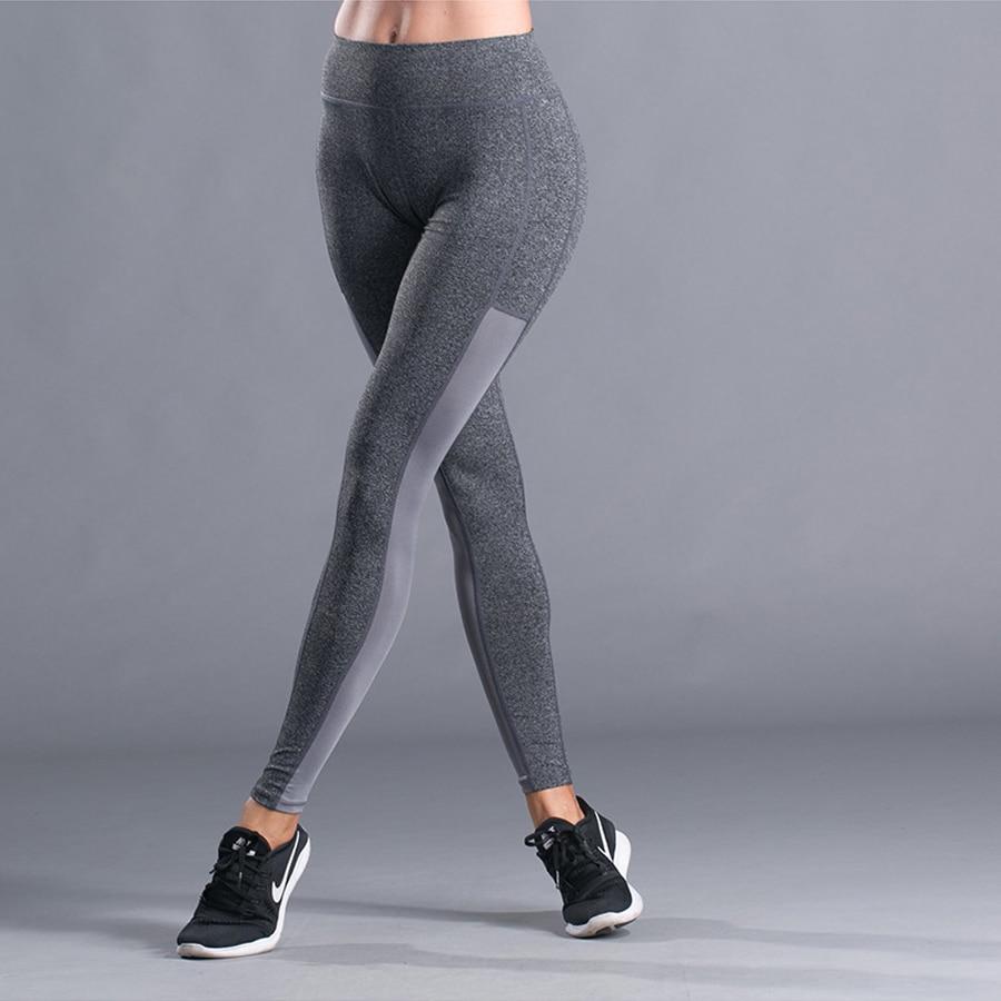 سراويل نسائية رياضية ضيقة للجري سروال ضيق ضيق للجري ملابس رياضية