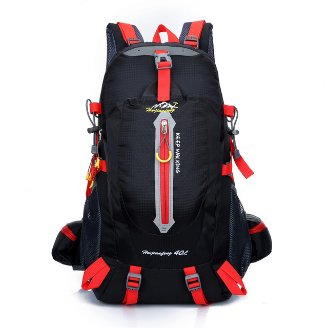 Wision Mountaineering Sports Backpack 40L Large Capacity Waterproof Outdoor for