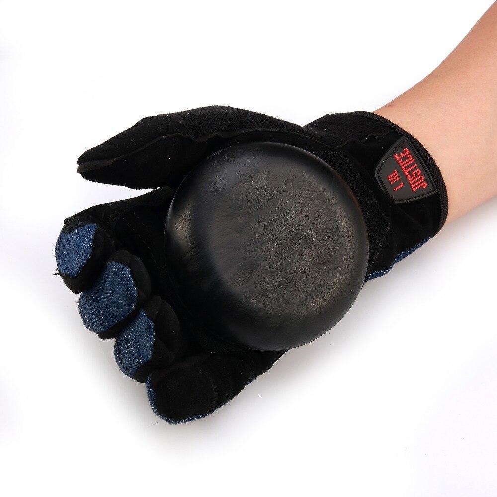 Gants de planche à roulettes Longboard glisser gant avec curseur, professionnel bas accessoires de patin de colline HBST-06