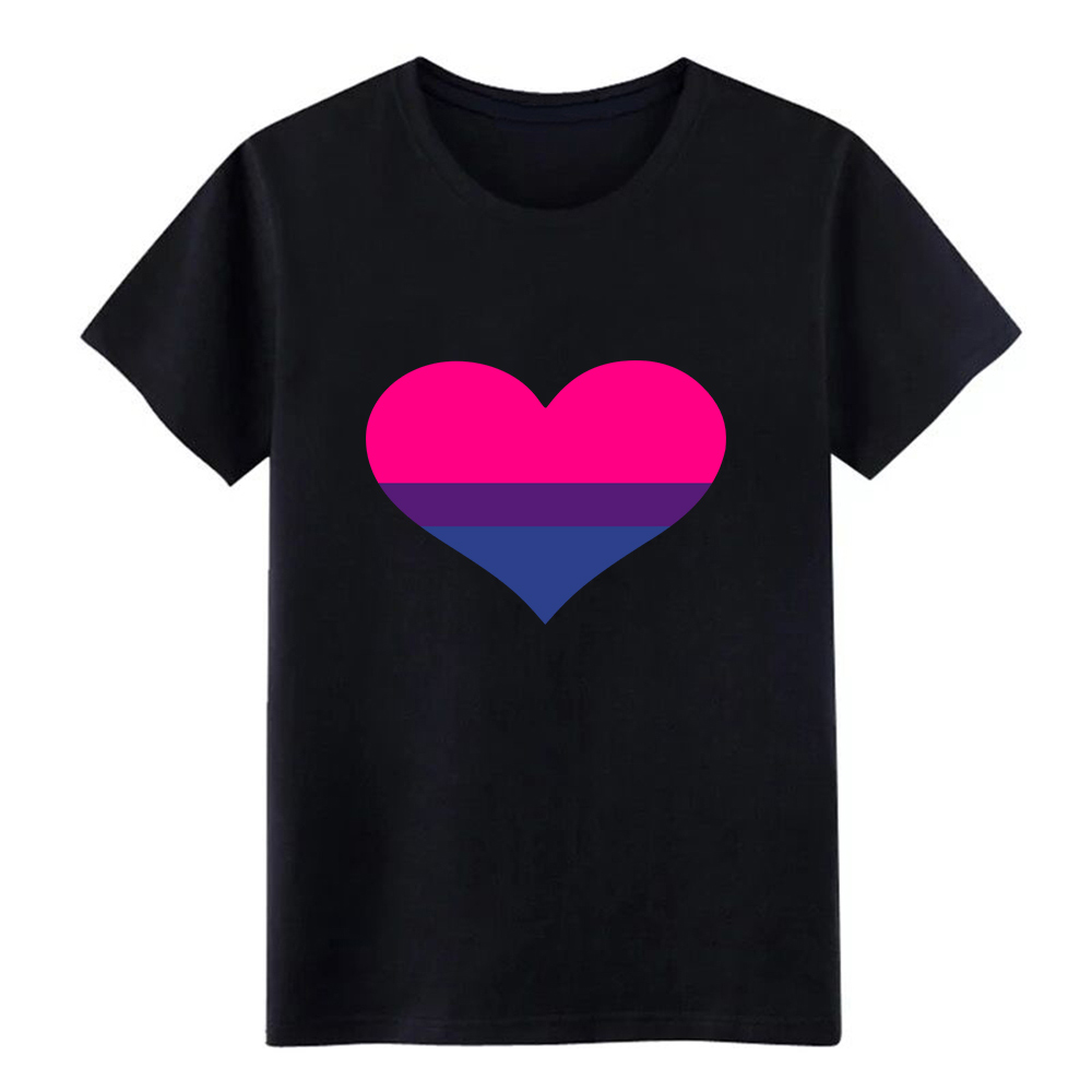 <font><b>bisexual</b></font> t <font><b>shirt</b></font> Print cotton size S-3xl Letter Interesting Basic Spring Family <font><b>shirt</b></font> image