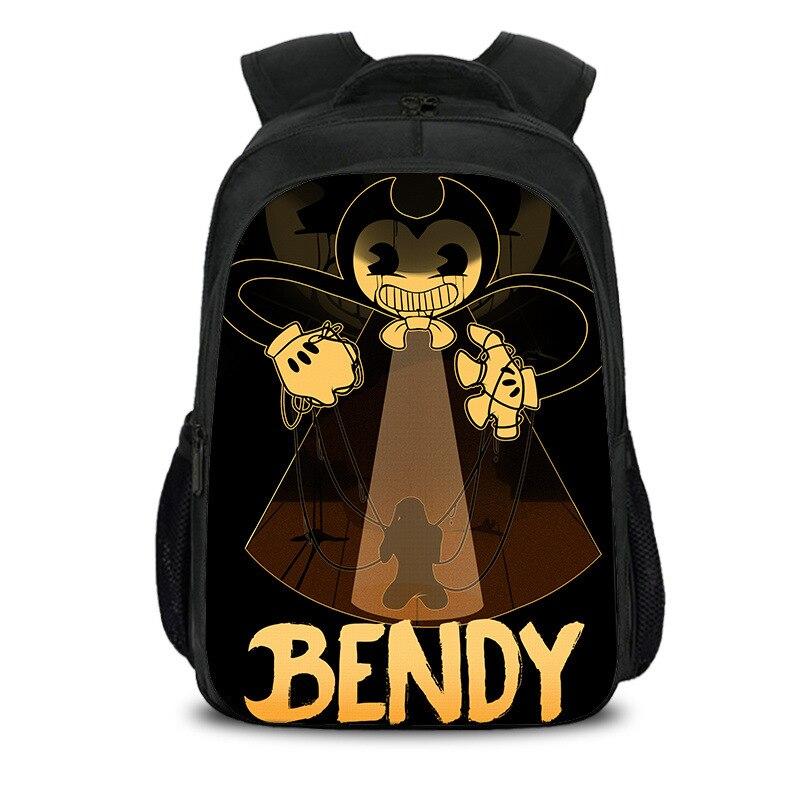Bendy e a máquina de tinta mochila