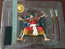 Luffy in Kimono Action Figure