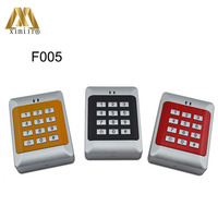 Different color F005 RFID card reader smart card door control system card door lock for apartment standalone access controller