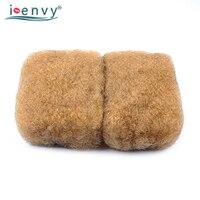 IEnvy Honey Blonde Afro Kinky Human Hair Bulk For Braiding 27 Brazilian Hair Weave No Weft Curly Human Braiding Hair Nonremy