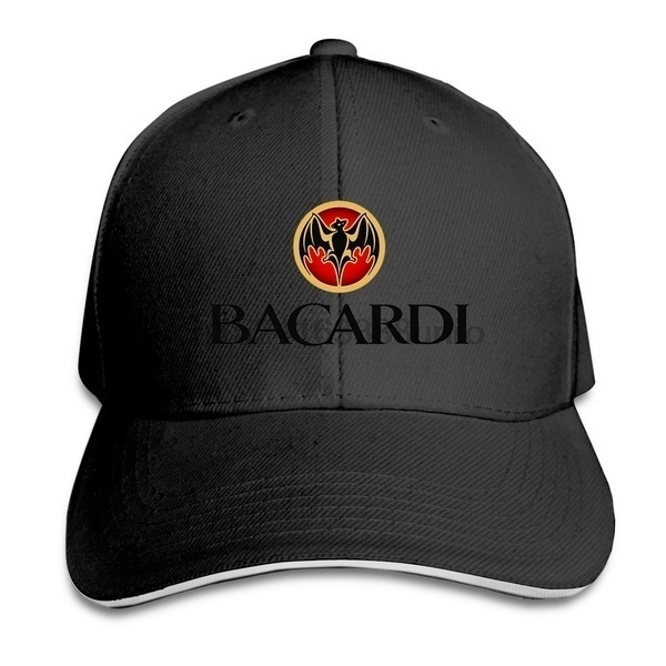 Ernst Bacardi Unisex Erwachsene Hysterese Drucken Baseball-kappen Flach Einstellbar Hut Ruf Zuerst besuchen Sie Unsere Shop