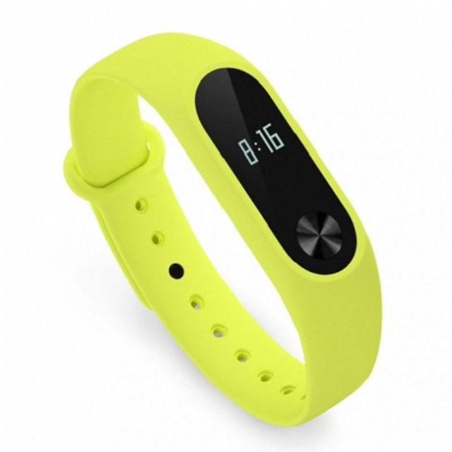 Original xiaomi mi banda 2 miband 2 smartband oled touchpad bluetooth monitor de freqüência cardíaca 4.0 aptidão rastreador pulseira