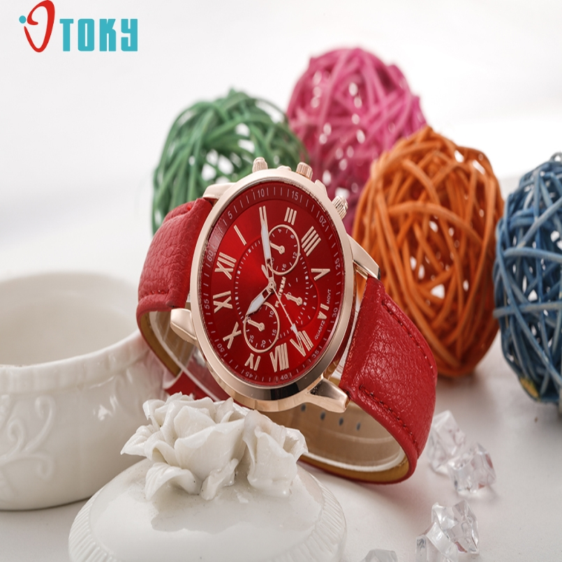 ̿̿̿(•̪ )Excellent Quality OTOKY Watches Women ④ Dress ...