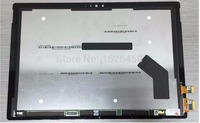 Linninfiled LCD Assembly For Microsoft Surface Pro 4 1724 Lcd Display Touch Screen Digitizer Glass Complete