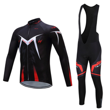 Hot cycling clothing men 2018 pro team cycling jersey set maillot mtb bike  clothes bicycle suit 840f5bc26
