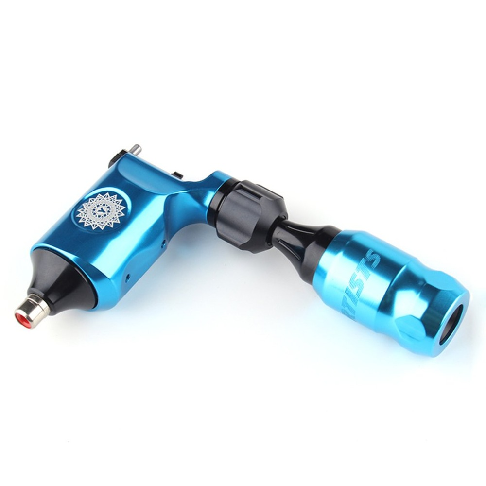 PRO Tattoo Motor Permanent Rotary Tattoo Machine Aluminum Alloy Tattoo Gun Equipment For Liner & Shader NEW Selling цена