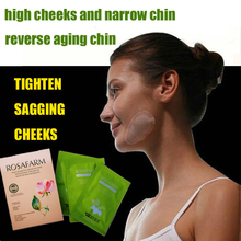 Face lifting products face slimming patch Face Slimmer with V Line patch Cheek weight loss patch Reduce cellulite 6pcs/3 bags