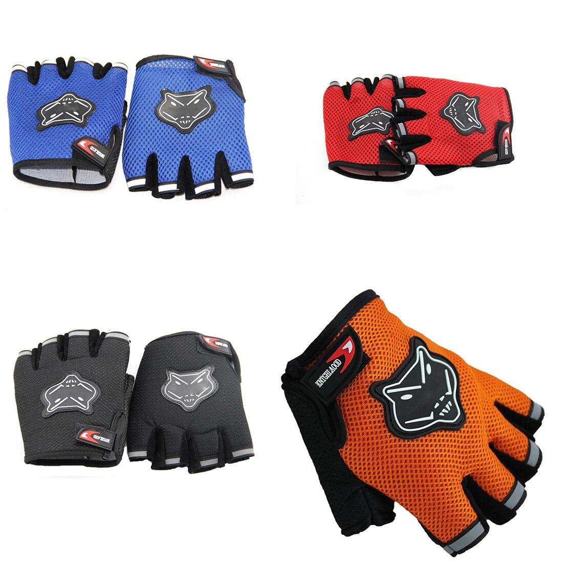 Sale Exercise Anti Slip Weight Lifting Gloves  Sports Gym Gloves Men Fitness Training Half Finger Body Workout Men Women Glove