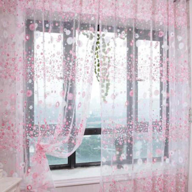 100*200cm Glitter String Curtain Panels Fly Screen amp Room Divider Net Curtains 1