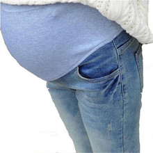 WEONEWORLD Maternity jeans summer multi-style jeans pants for pregnant women elastic waist girls leggings pregnancy clothes(China)