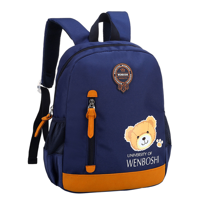 Cartoon Children Backpack Cute Bags For Boys Kindergarten Baby Kids Girls School Bags Baby Girl School Backpacks