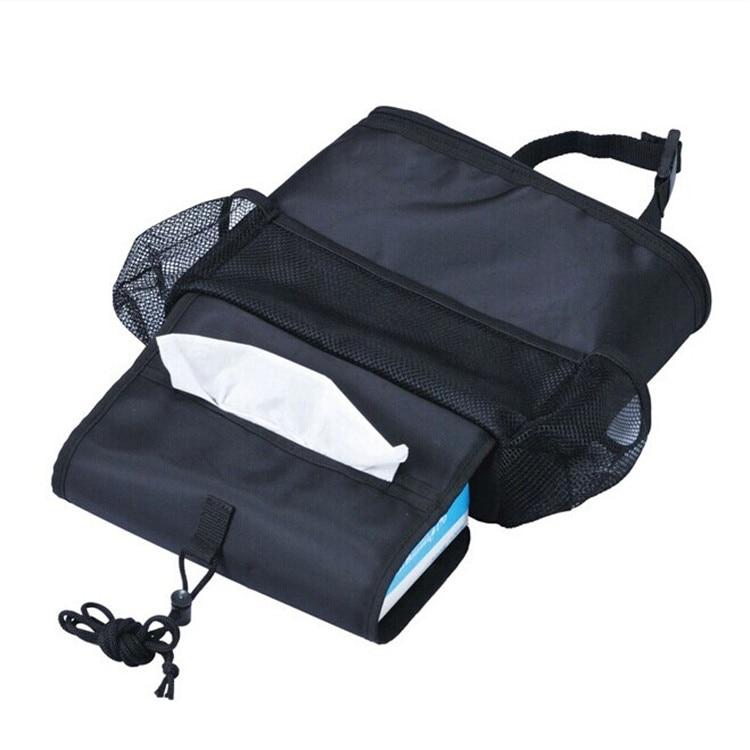 Bolsa de Asiento Trasero Del Coche portátil Accesorios Bolsas - Pañales y entrenamiento para ir al baño - foto 3
