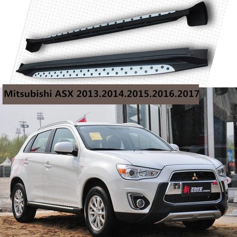 ∞Para Mitsubishi ASX 2013.2014.2015.2016.2017 coche Correr tableros ...