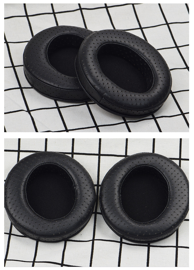 General 110mm Soft Sheepskin Foam Ear Pads Cushions for Headphones Earpads High Quality 12.5 (10)