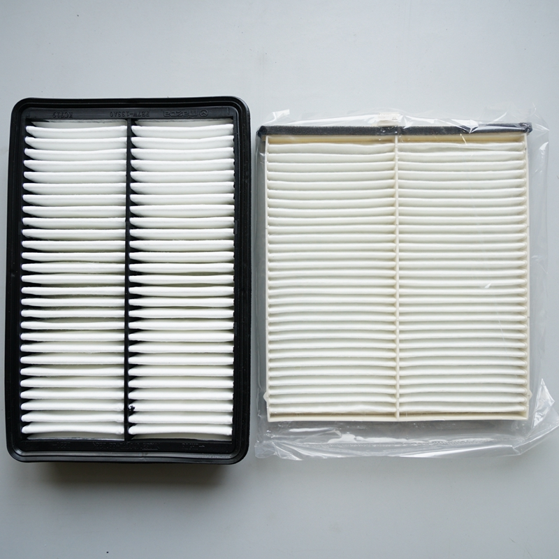 Quality Engine Air Filter & Cabin Air Filter fit for Mazda 3 6 CX-5 KD45-61-J6X pentius ultraflow cabin air filter page 5