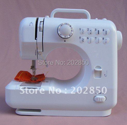 Domestic Sewing Machine With Foot Pedal Adapter 100V 240V 7 2W 1 Year Quality Warranty All