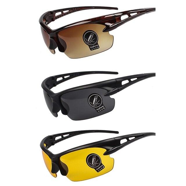 e8a0b1217c8e91 € 1.09  Nuit Vision Lunettes Pilotes de vision nocturne Lunettes Anti Nuit  Avec Lumineux Conduite Lunettes De Protection Engrenages lunettes de ...