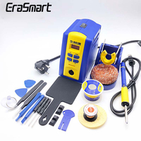 hot Lead-free Thermostatic Soldering ESD FX-951 Soldering Station fx-951 rework system with 5pc of T12 tip