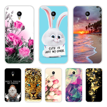Soft TPU Case for Meizu m2 note Case 5.5 inch Paiting Art Silicon Back Cover For Meizu M2 NOTE Meilan Note 2 Phone Cases Cover стоимость