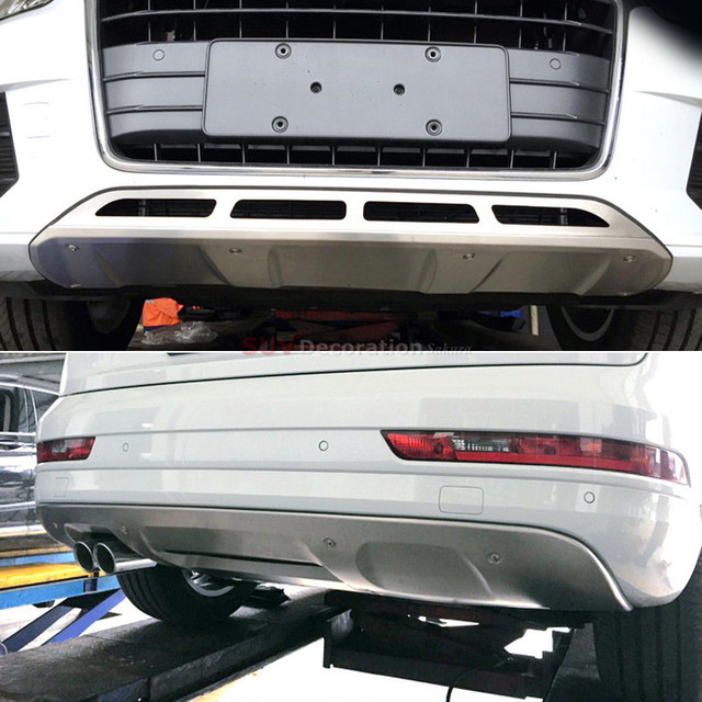 Audi A4 Ultrasport For Sale: For Audi Q3 2016 2017 New Arrival Exterior Front & Rear