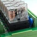 16 channel relay module module Control Panel driver Board PLC amplifier Board G2R-1-E 24V 8 feet