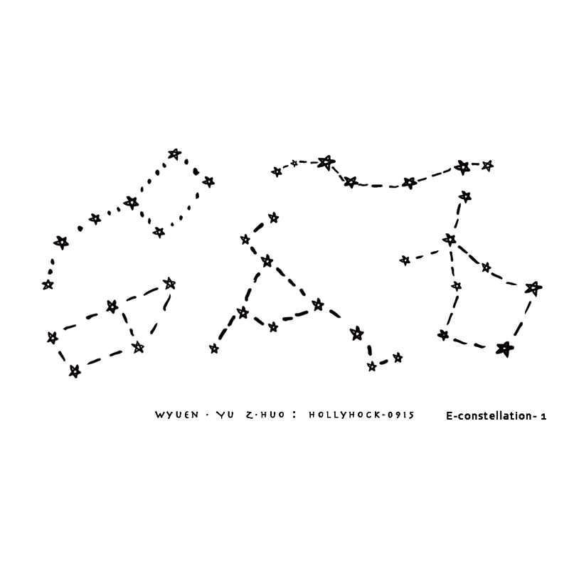 7b5a7671b4a31 1PC Space Constellation Temporary Tattoo Stickers Original Cosmic Ecology  Fake Tattoo Endless Universe