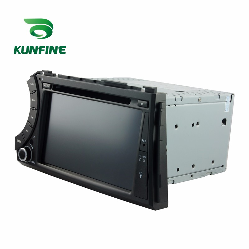Car Stereo DVD Player GPS Navigation for SsangYong Kyron Actyon (2006-2012)  Radio 5