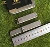 NIGHTHAWK Mini Folding Knife M390 Blade Titanium Handle Tactical Survival Pocket Camping Hunting Key EDC Tool