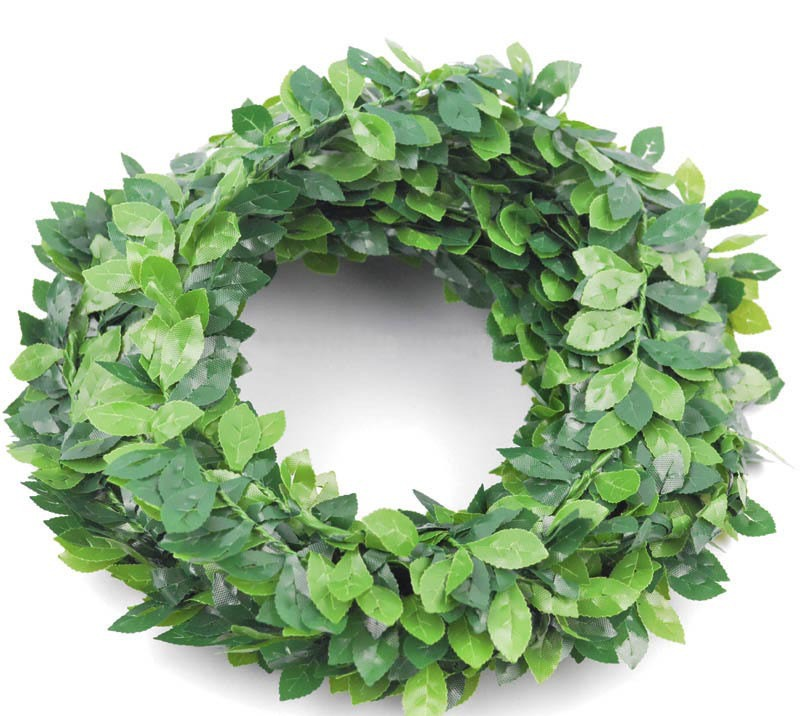 30M Artificial Fabric Fake Long Ivy Vines,Garlands Vine,Hanging Plant Decoration For Door,Wall,Arch,Flower Arranging Materials