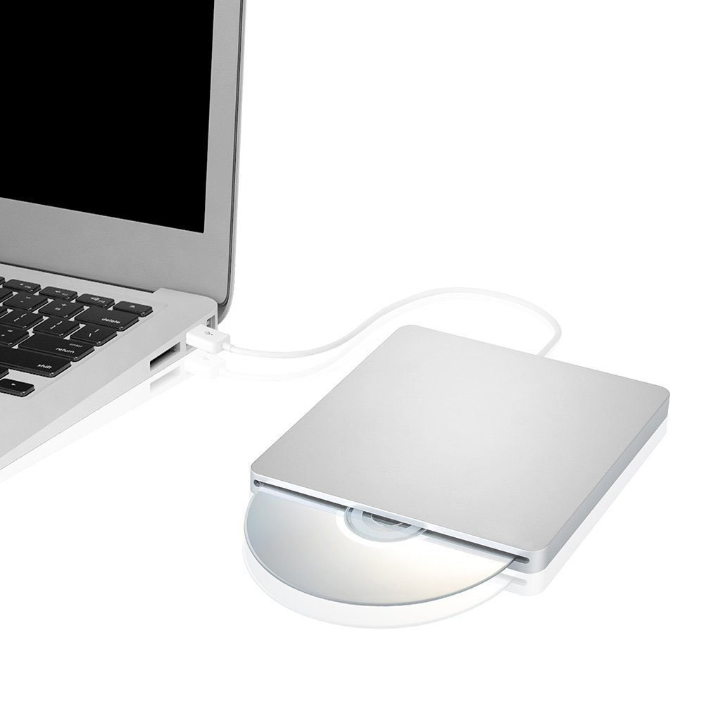 USB 2.0 DVD Drive DVD RW Burner External Optical Drive Slot-in CD ROM Player Writer for Laptop Apple Macbook iMac OS X Computer bluray drive external dvd rw burner writer slot load 3d blue ray combo usb 3 0 bd rom player for apple macbook pro imac laptop