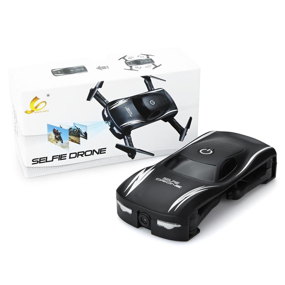 Original fq777 fq17w mini RC Pocket drone RTF WiFi FPV 0.3mp cámara/g-sensor MODO/aire altitud hold