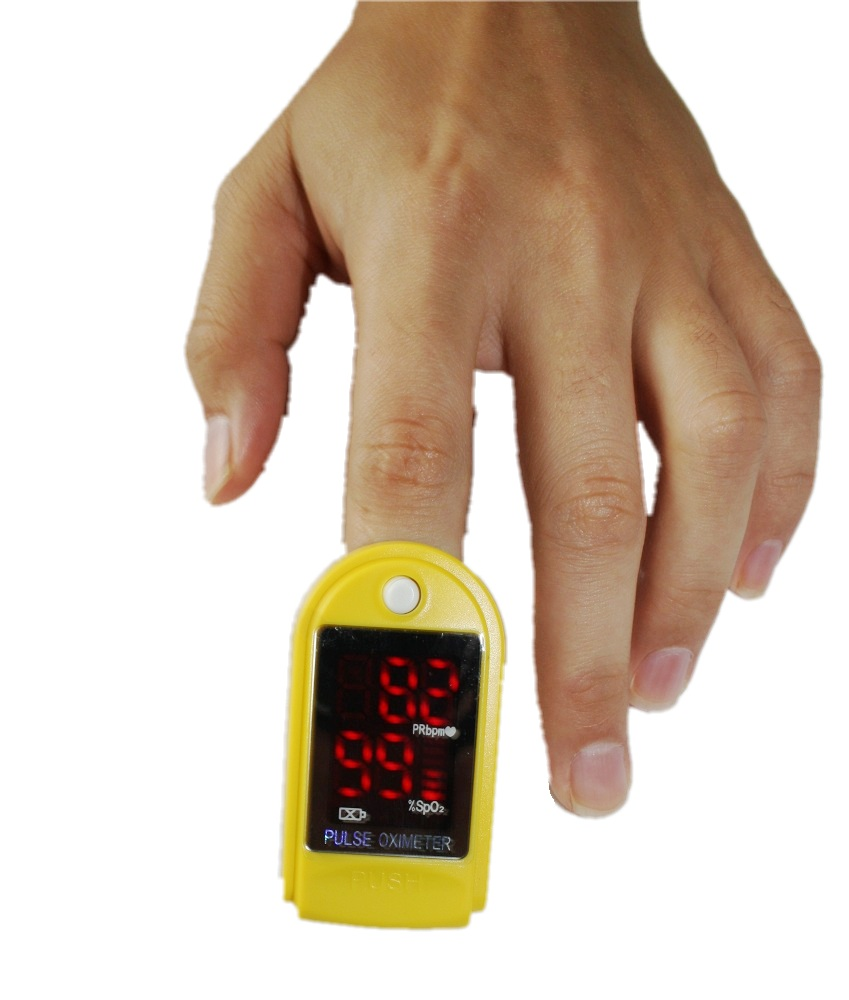 SPo2 sen CE&FDA CMS50DL Fingertip Pulse Oximeter Blood Oxygen SPO2 PR Monitor LED Screen FREE Hang rope& Carry Case for easy use clark competition in blood services pr only conf chicago june 1986
