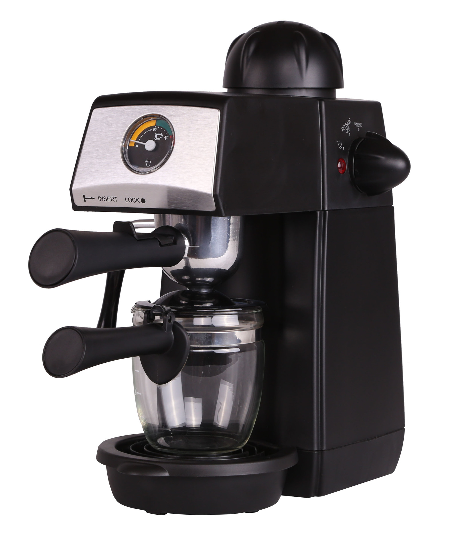 2016 New Espresso Machine Coffee Machine Espresso Maker Semi-automatic Pump Pressure Cappuccino Cafetera Kahve Makinesi new coffee machine home office semi automatic italy type cappuccino espresso coffee maker hot sales