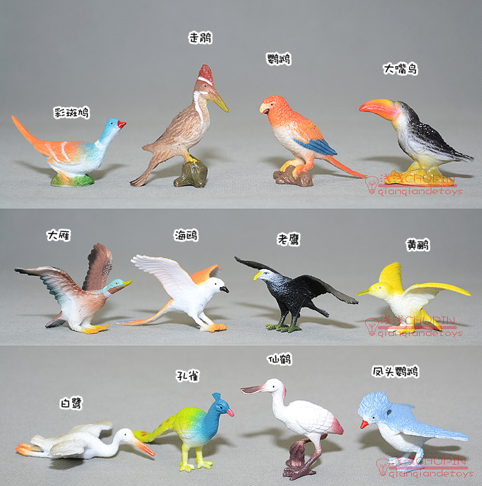 Small Toy Parrots : Aliexpress buy birds model toy parrot toucan