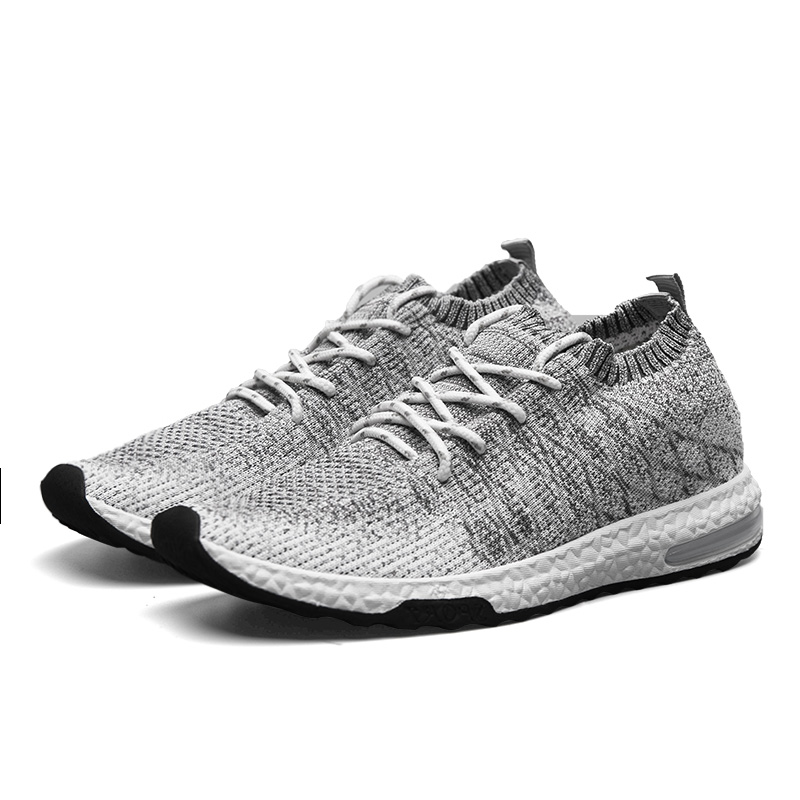 Men Shoes Athletic Running Casual Sports Sneakers Breathable Plus Size Gym 2019