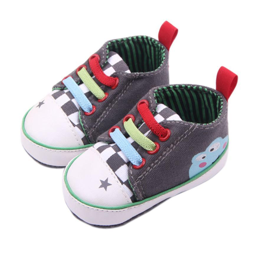 Soft Bottom Baby Shoes