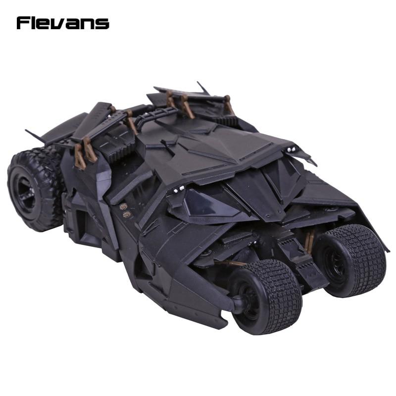 SCI-FI Revoltech Serisi NO. 043 Batman Batmobile Tumbler PVC Action Figure Koleksiyon Model OyuncakSCI-FI Revoltech Serisi NO. 043 Batman Batmobile Tumbler PVC Action Figure Koleksiyon Model Oyuncak