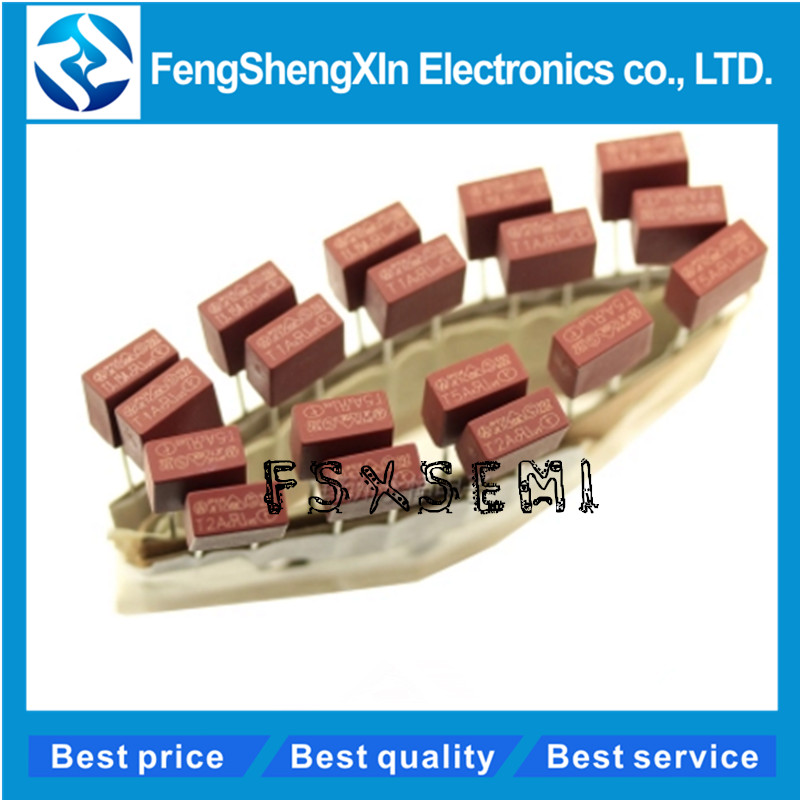 20pcs/lot  392 Square Fuse  250V Insurance Tube  Slow  T 1A 2A 3.15A 4A 5A 6.3A 8.5*4MM